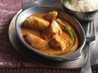 Fischcurry mit Bockhornkleesamen Rezept