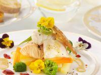 Fische mit Gemüse Rezept