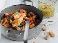 Fischeintopf aus Frankreich Rezept