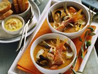 Fischsuppe