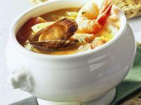 Fischsuppe aus Frankreich Rezept