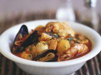 Fischsuppe mit Kartoffeln Rezept