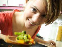 Ein ausgewogener Ernährungsplan steigert die Fitness