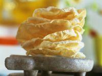 Fladenbrot auf indische Art (Pappadam) Rezept