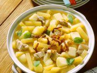 Fleisch-Kartoffel-Topf mit Rüben Rezept