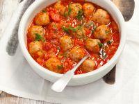 Fleischbällchen in Tomatensauce Rezept