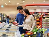 Flexitarier im Supermarkt