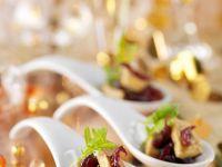 Foie Gras mit Zwiebeln Rezept