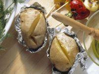 Folienkartoffeln Rezept