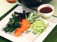 Fondue Chinoise Rezept
