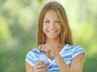 So werden Kinder zu Wasser-Fans