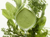 Frankfurter grüne Soße (Kräutersoße) Rezept