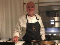 Der Sternekoch Franz Raneburger ist Juror im Cooking Star Halbfinale!