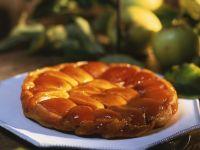 Französische Apfeltarte Rezept