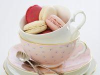 Französische Macarons Rezept