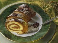 Französischer Weihnachtskuchen Rezept