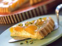 Frischkäse-Aprikosen-Tarte Rezept