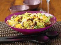 Friséesalat mit Datteln Rezept