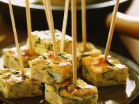 Frittata-Häppchen Rezept