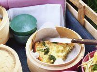 Frittata mit Brokkoli Rezept