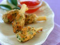 Frittierte Fischbällchen Rezept