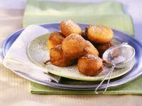 Frittierte Kürbisbällchen Rezept