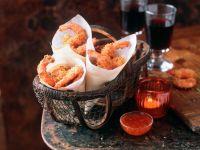 Frittierte Shrimps Rezept