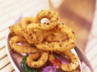 Frittierter Tintenfisch Rezept