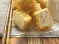 Frittierter Tofu Rezept