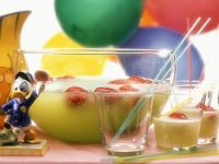 Fruchtbowle für Kinder Rezept