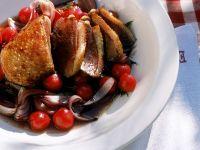 Fruchtige Ente nach französischer Art Rezept