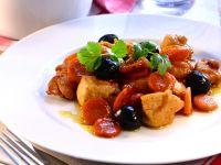Fruchtige Hähnchenpfanne Rezept