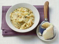 Fruchtige Pasta auf toskanische Art Rezept