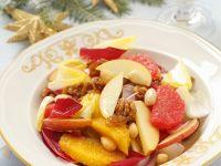 Fruchtiger Chicoréesalat Rezept