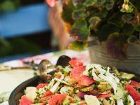 Fruchtiger Fenchel-Selleriesalat Rezept