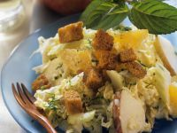 Fruchtiger Kohlsalat Rezept
