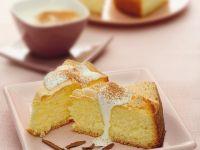 Fruchtiger Rührkuchen mit Baiserhaube Rezept