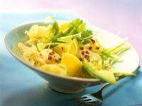 Fruchtiger Sauerkrautsalat Rezept