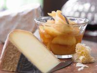 Fruchtiges Kompott zum Käse Rezept