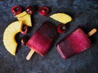 Fruchtiges Stieleis Rezept