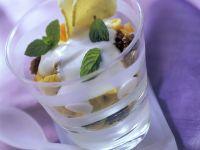 Fruchtmüsli mit Kefir Rezept