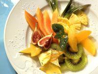 Fruchtsalat Rezept