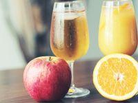 Fruchtschorle optimal mischen