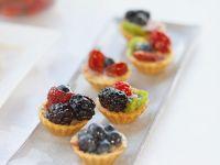 Fruchttörtchen Rezept