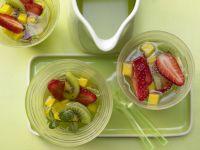Früchte-Bowle Rezept