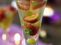 Früchte in Gelee Rezept