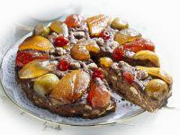 Früchtekuchen mit kandiertem Obst Rezept