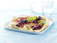 Früchtekuchen vom Blech Rezept