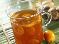 Früchtepunsch mit Kumquats Rezept