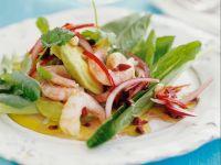 Garnelen-Avocado-Salat Rezept